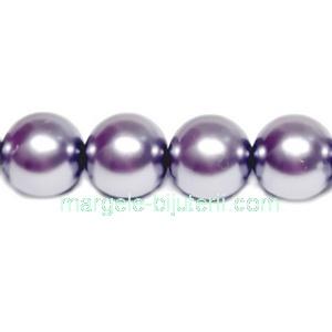 Perle Preciosa Lavender 10mm 1 buc