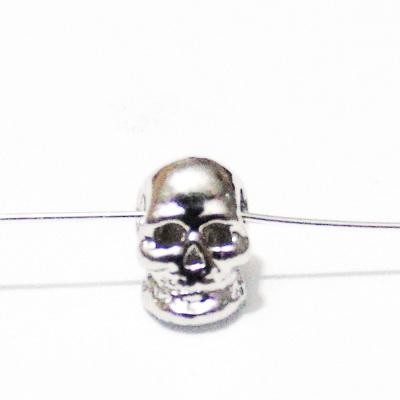 Distantier tibetan, craniu 8x5mm 1 buc