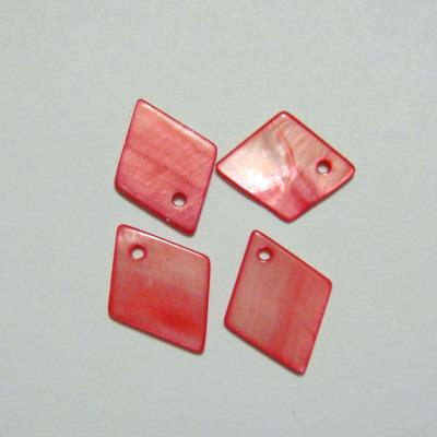 Sidef rosu 15x19 mm 1 buc