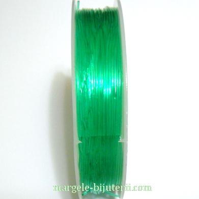 Elastic verde deschis 0.8mm 1 rola 8 m