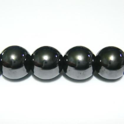 Hematite nemagnetice, 10mm 1 buc