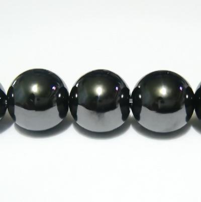 Hematite nemagnetice, 12mm 1 buc