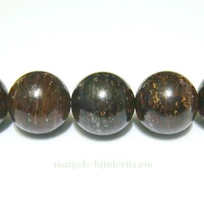 Bronzite 12mm 1 buc