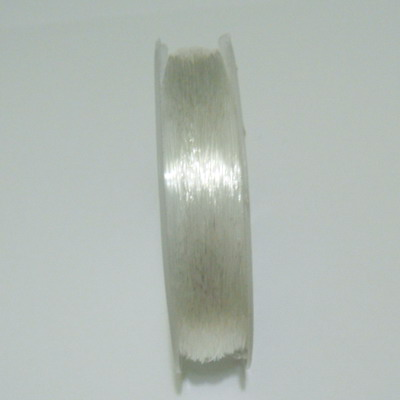 Elastic transparent 0.4 mm-rola 24.5 metri 1 buc