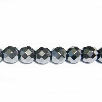 Hematite multifete 4mm 1 buc