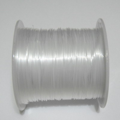 Fir nylon transparent 0.6mm, bobina 17 metri 1 buc