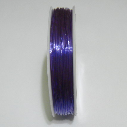 Elastic mov 0.8mm 1 rola 20 m