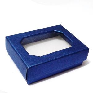 Cutie bleumaren, cu fereastra, 85x65x25mm 1 buc