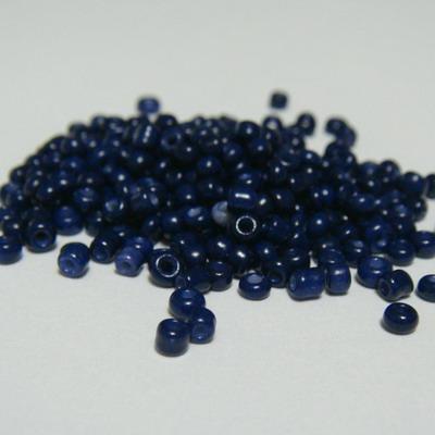 Margele nisip, bleumaren, opace, 2mm 20 g