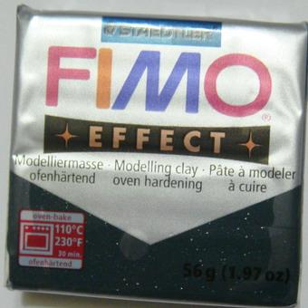 Plastelina fimo effect 56g cod cul 903-stardust 1 buc