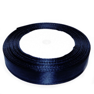 Saten bleumaren inchis, 10mm-rola 22m 1 rola 13 m