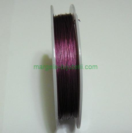 Sarma siliconata violet 0.38mm 5 m