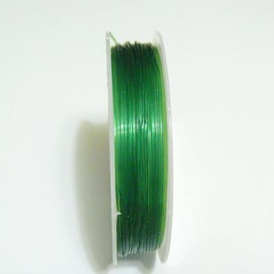 Elastic verde, 0.8mm 1 rola 20 m