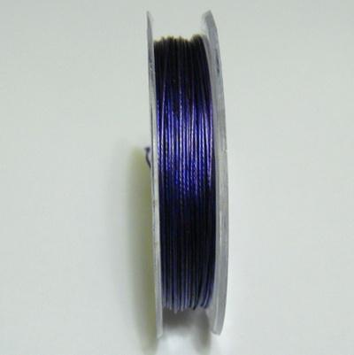 Sarma siliconata violet, 0.45 mm 1 rola 9 m