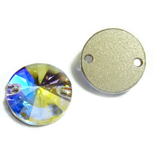 Swarovski Elements, link, 3200-Aurore Boreale, 12mm 1 buc