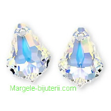 Swarovski Elements, Baroque 6090-Aurore Boreale, 22x15mm 1 buc
