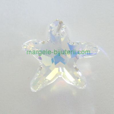 Swarovski Elements, Starfish 6721-Aurore Boreale, 16mm 1 buc