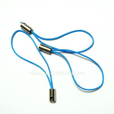 Snururi breloc albastre, 5cm 10 buc