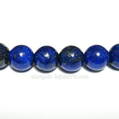 Lapis Lazuli sferic, 6mm 1 buc