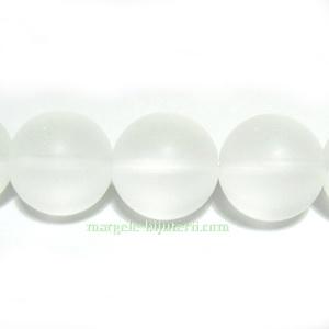 Cristal de gheata, matuit, 12mm 1 buc