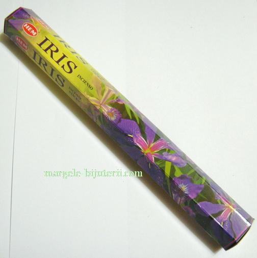 Betisoare parfumate HEM - aroma IRIS 1 cutie