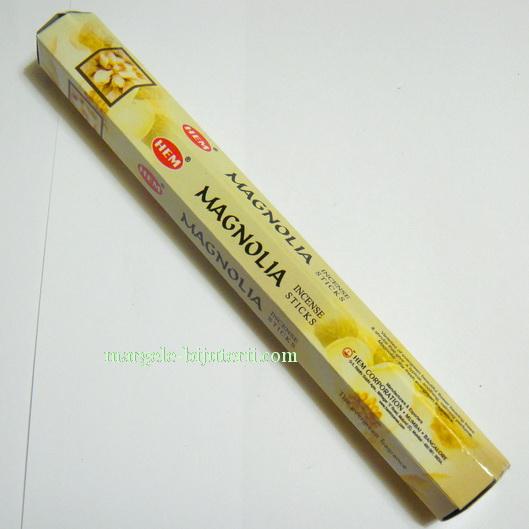 Betisoare parfumate HEM - aroma MAGNOLIA 1 cutie