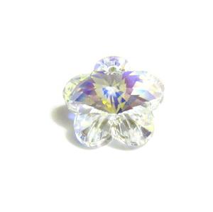 Swarovski Elements, Flower 6744-Cristal AB, 18mm 1 buc