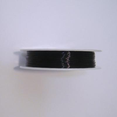 Sarma modelaj neagra 0.25mm 1 rola 42 m
