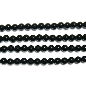 Swarovski Elements, Pearl 5810 Crystal Mystic Black 3mm 1 buc