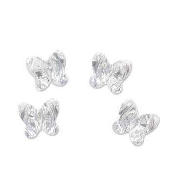 Swarovski Elements, Butterfly 5754-Crystal, 6 mm 1 buc