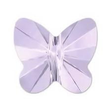Swarovski Elements, Butterfly 5754-Violet, 6 mm 1 buc