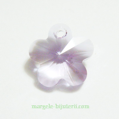 Swarovski Elements, Flower 6744-Violet, 12mm 1 buc