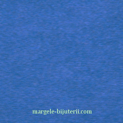Imitatie catifea, albastru-cobalt, 30x20cm, grosime 0.7mm 1 buc
