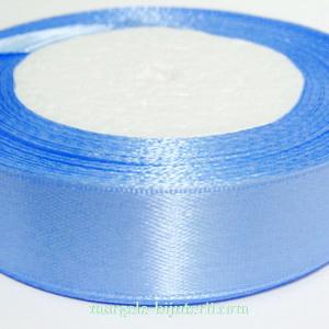 Saten albastru deschis, 20 mm 1 rola 22 m
